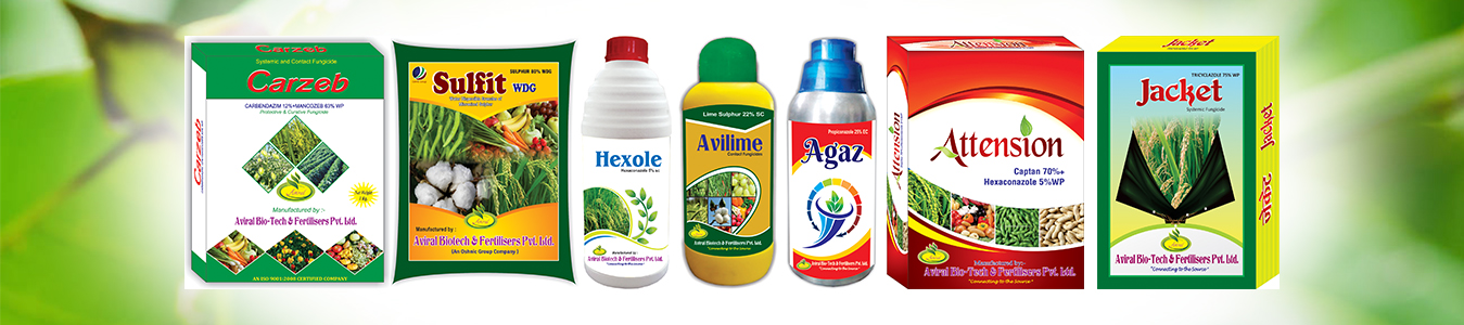 Fungicides in Bhopal (MP) - Aviral Biotech